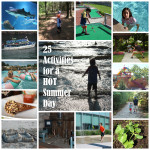 25 Activities for a Hot Summer Day