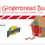 Home Sweet Home: The 12th Annual Gingerbread Build #PGMom