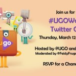 Join the #UGOWallet Twitter Chat March 12th at 1pm EDT