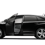Take the Toyota Venza for a spin