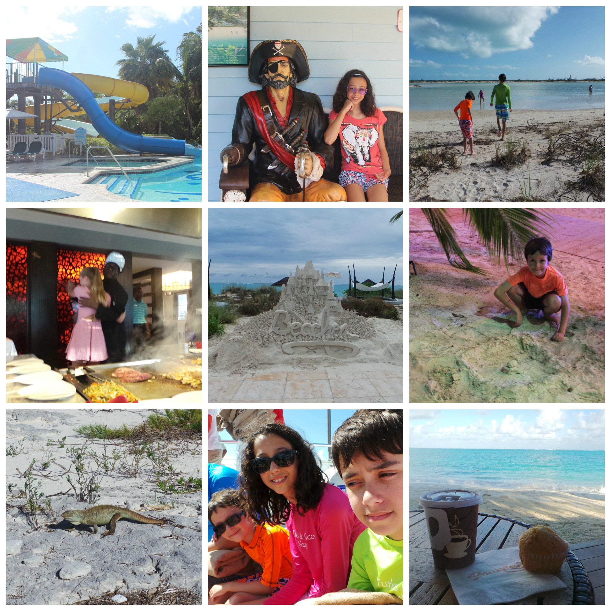 60 things to do with your family at Beaches Turks and Caicos #BeachesMoms