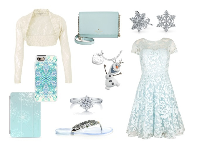 Cool Things Down with this Elsa Disney Bound
