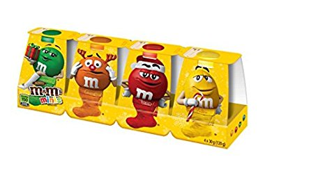 Make Christmas Morning Sweet with M&Ms {giveaway}