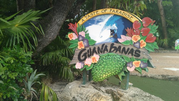 Guanabanas sign